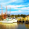 Shem Creek - Art Group